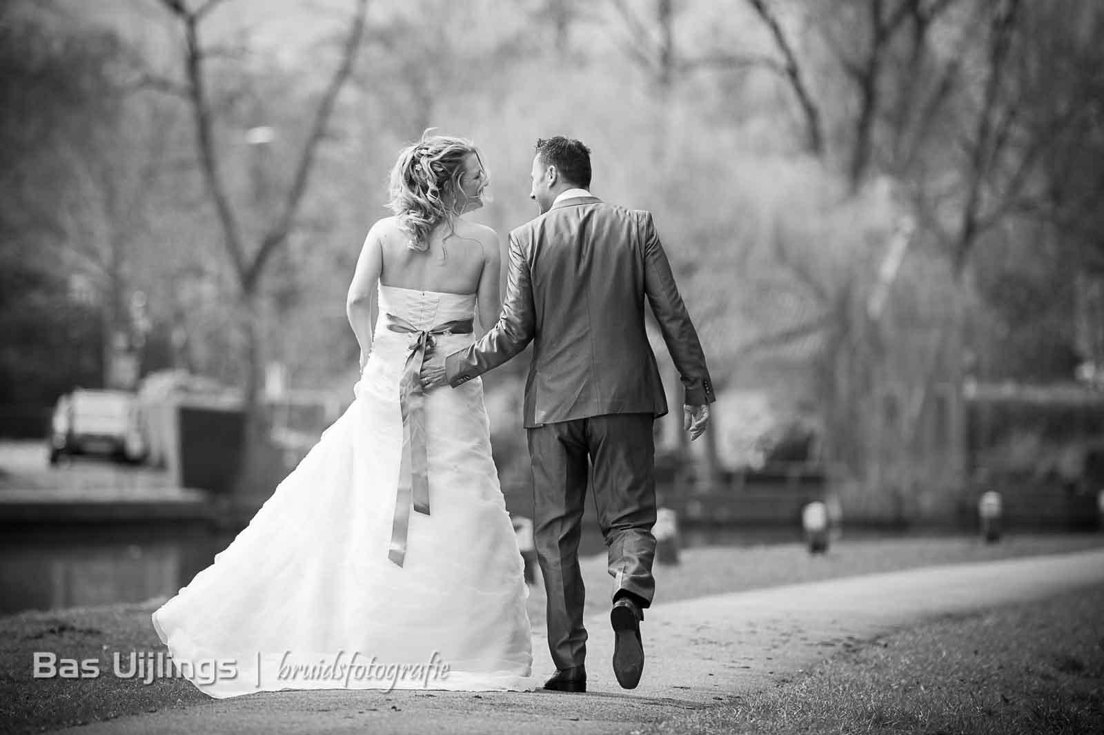 Bruidsfotografie Maarssen in De Nonnerie