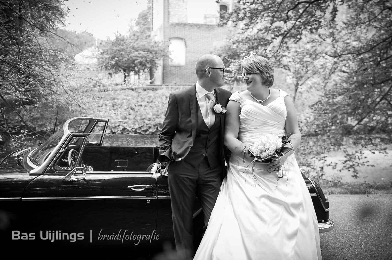 Bruidsfotografie Wijk bij Duurstede in Kasteel Duurstede