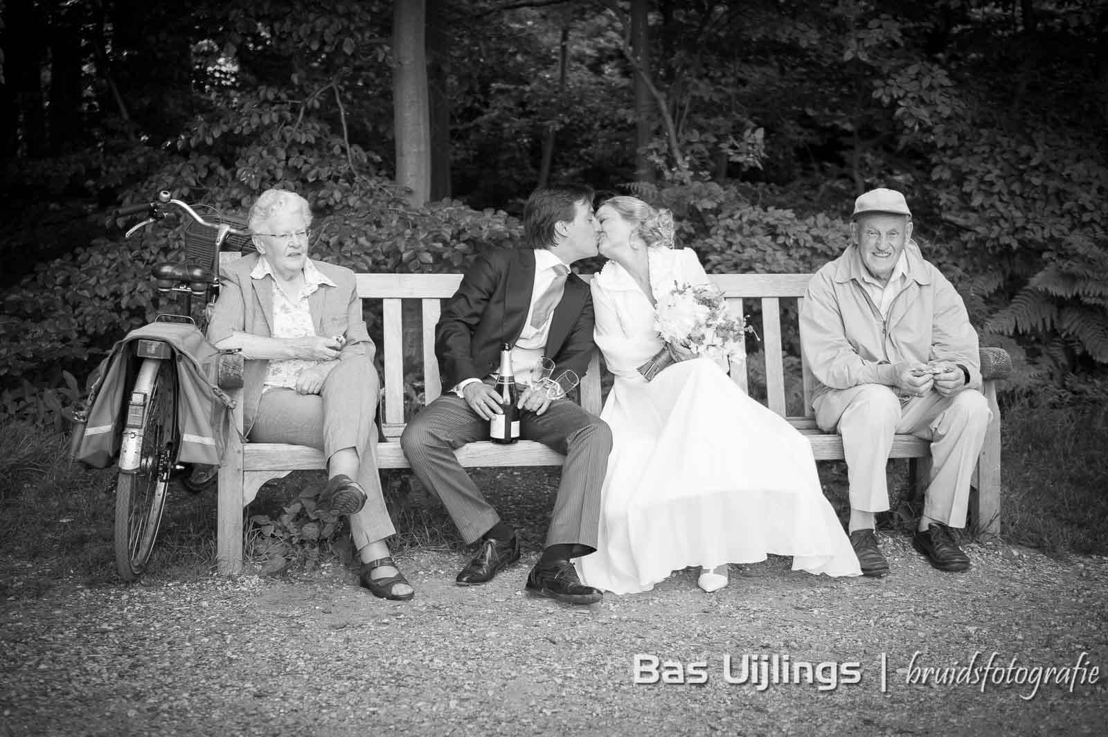 Bruidsfotografie Bilthoven de bruiloft van Jurian en Nathalie