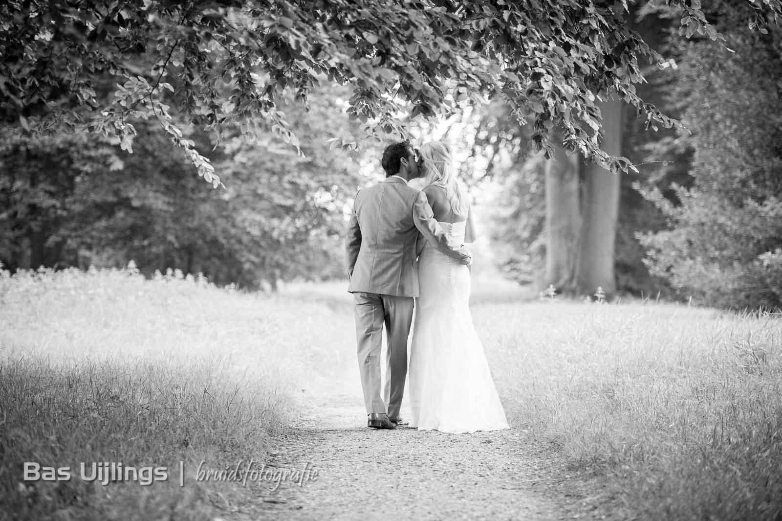 Bruidsfotografie Kasteel Amerongen