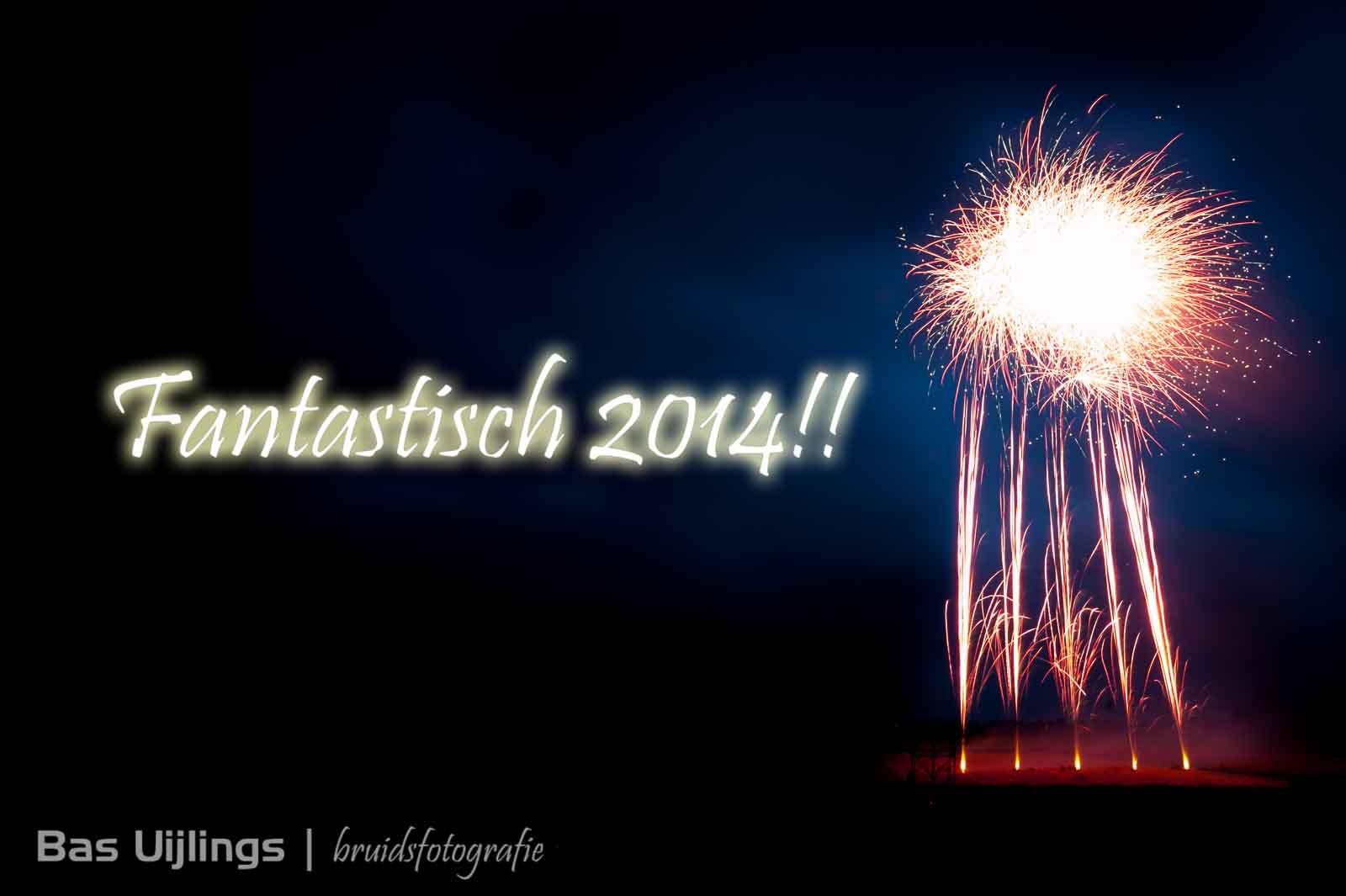 Wat een prachtig jaar was 2013!