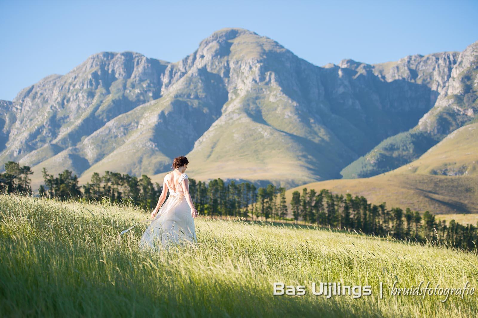 Bruidsfotografie in Zuid Afrika