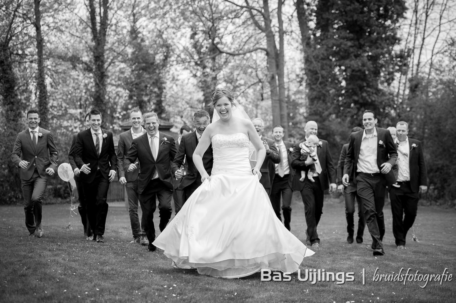 Bruidsfotografie Vianen en Landgoed Groenhoven in Bruchem