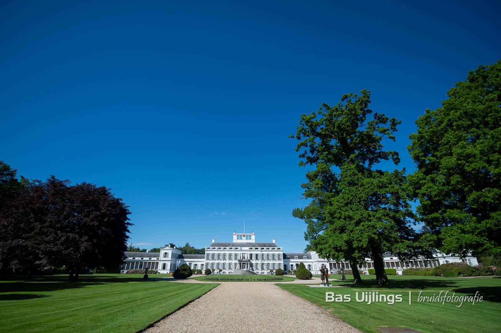 Bruidsfotografie Paleis Soestdijk – Baarn
