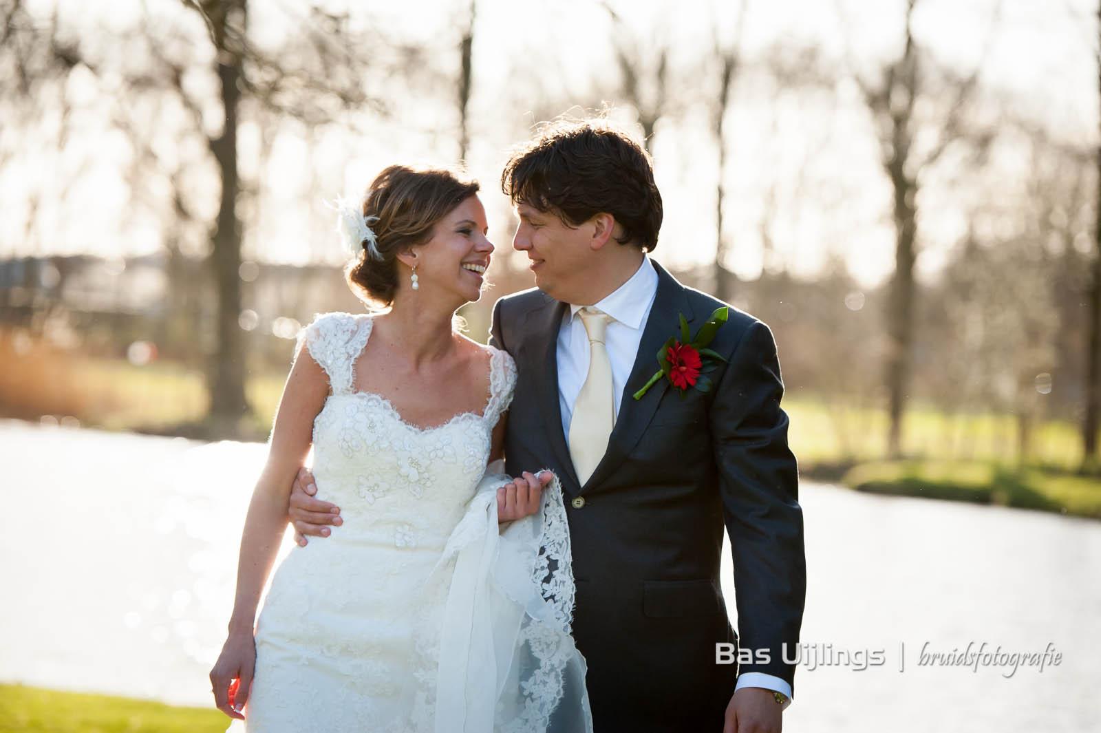 Bruidsfotografie Amstelveen – Het Oude Slot in Heemstede