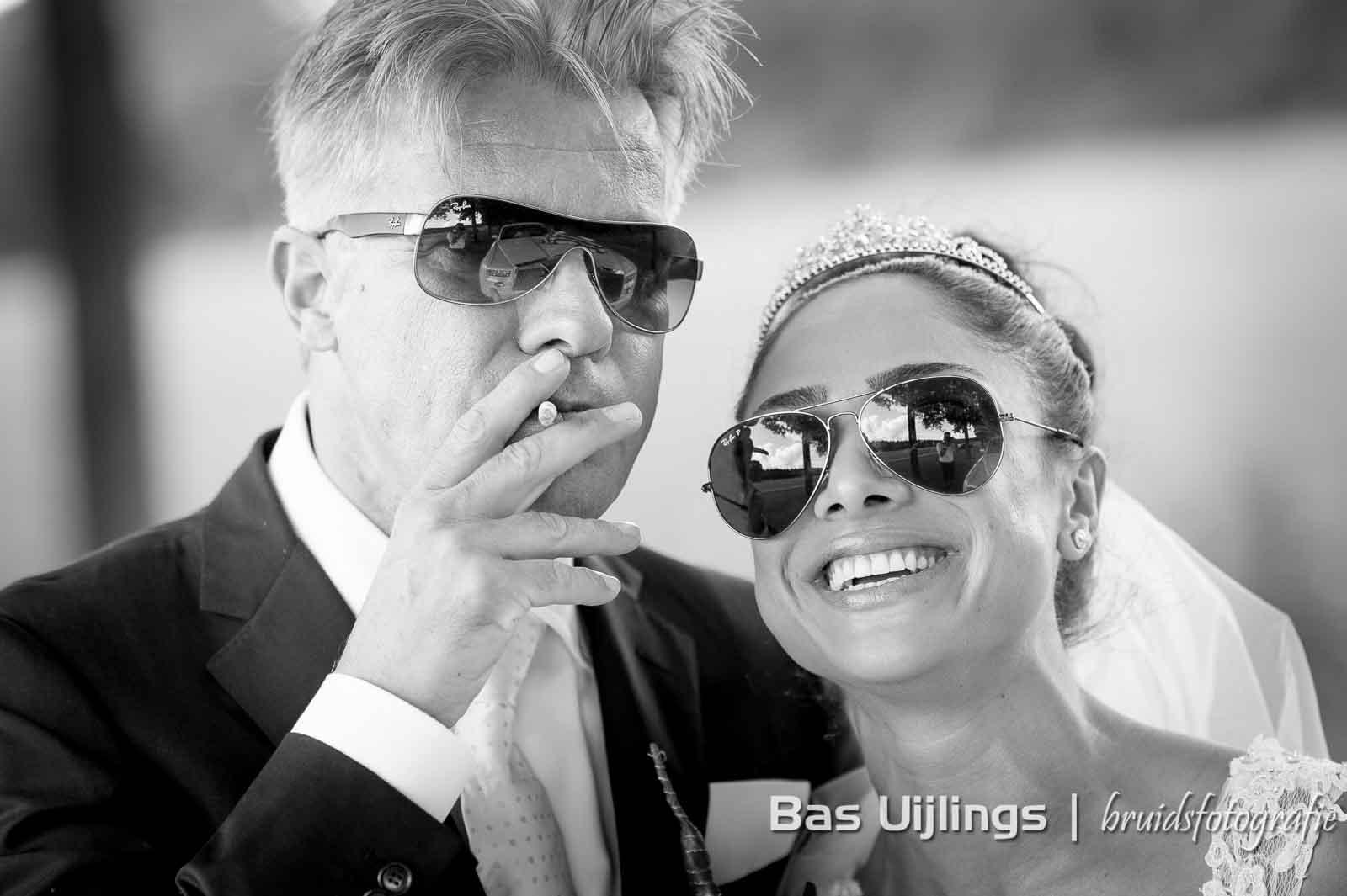 Bruidsfotografie Amstelveen en Paleis Soestdijk in Baarn