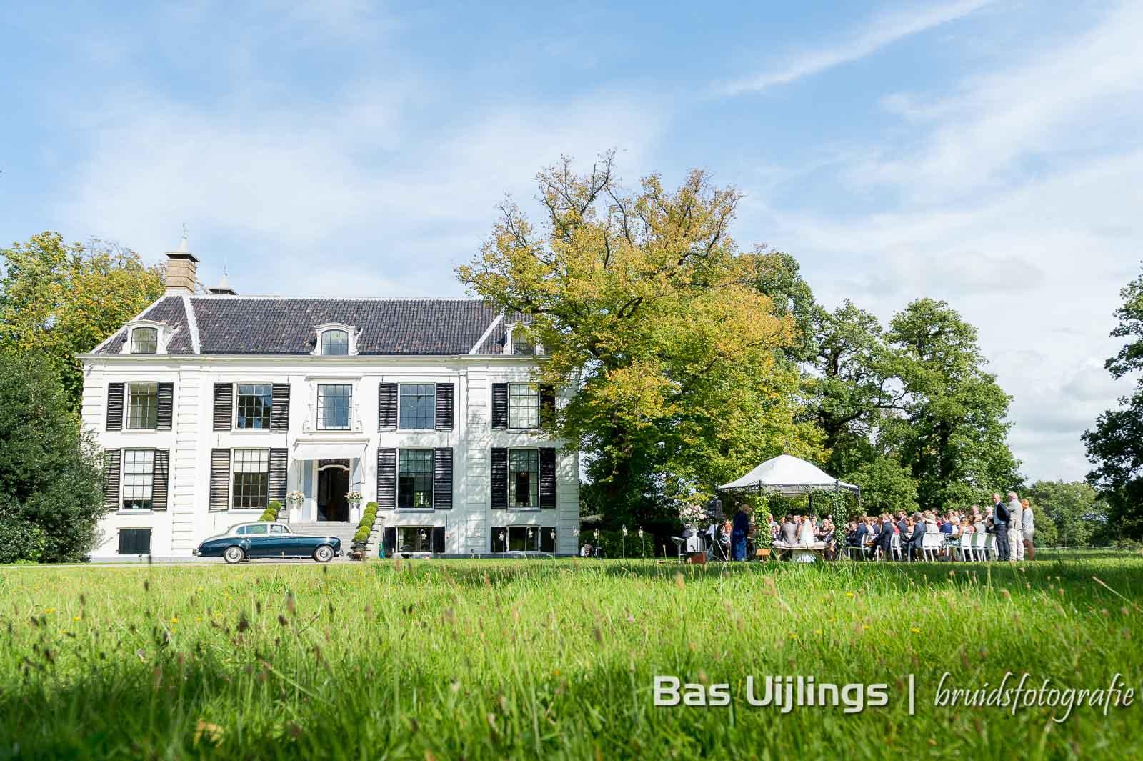 Bruidsfotografie Landgoed Waterland Velsen-ZuidBas Uijlings ...