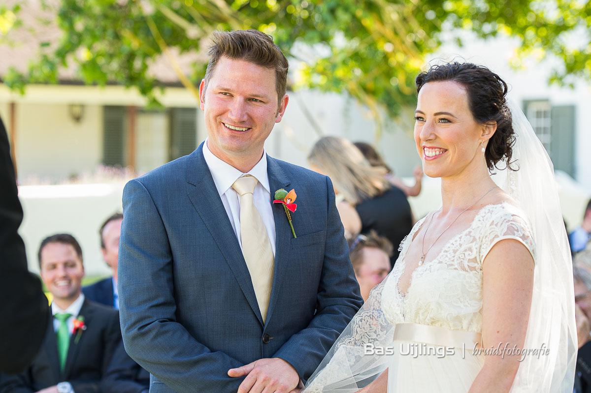 Trouwen in Zuid Afrika - De bruidsfotografie van een Nederlandse bruidsfotograaf