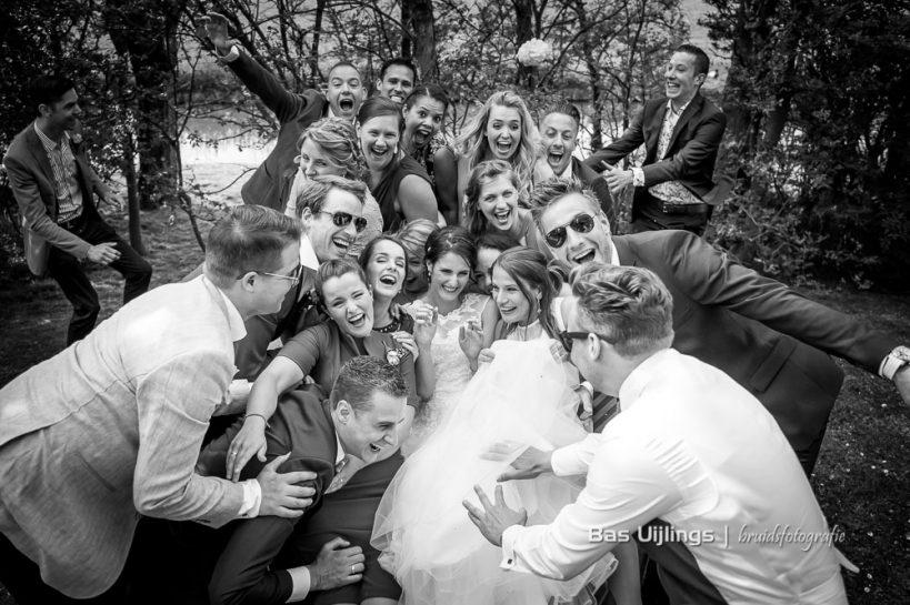 Groepsfoto's - Bas Uijlings fotografie Tips voor het plannen van je trouwdag