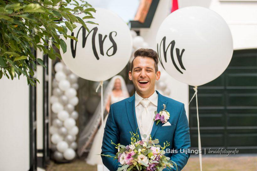 Trouwen bij Kasteel de Hooge Vuursche in Baarn - wat kost een trouwfotograaf