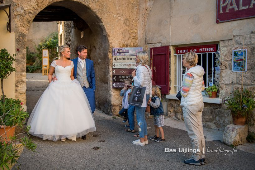 Trouwfotograaf Trouwen in buitenland Frankrijk