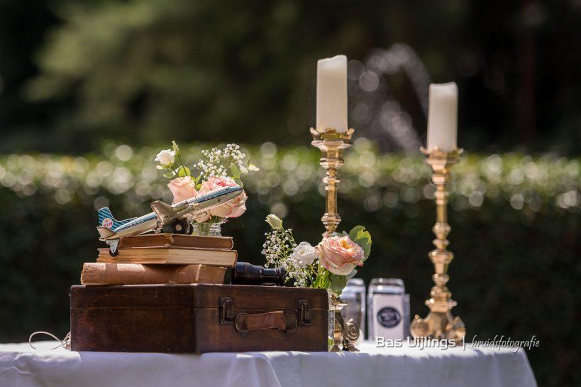 styling bruiloft buiten bruiloft piloot