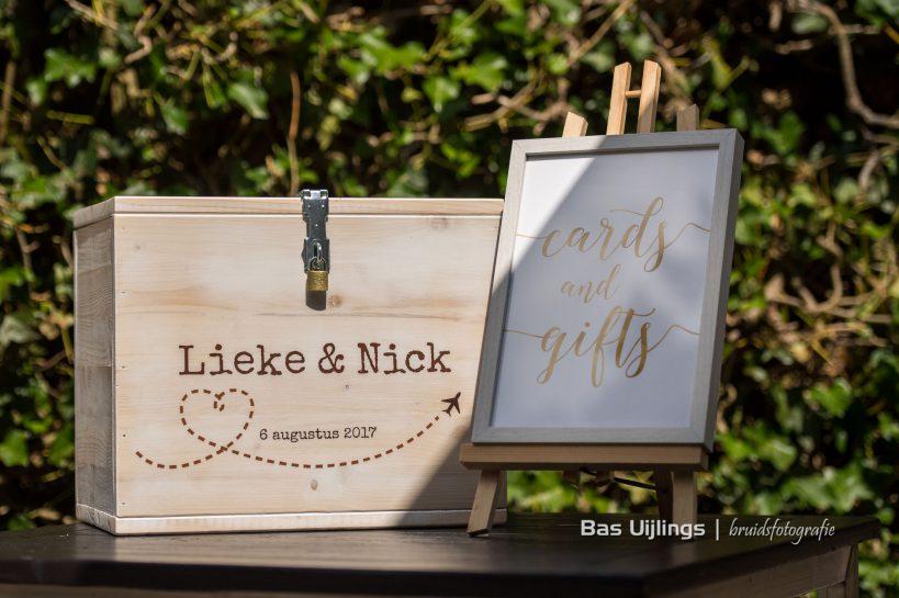 cadeau ideeën bruidspaar