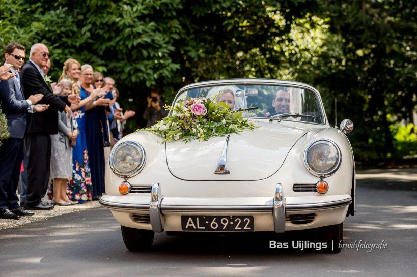 Porsche 356 Cabrio trouwauto