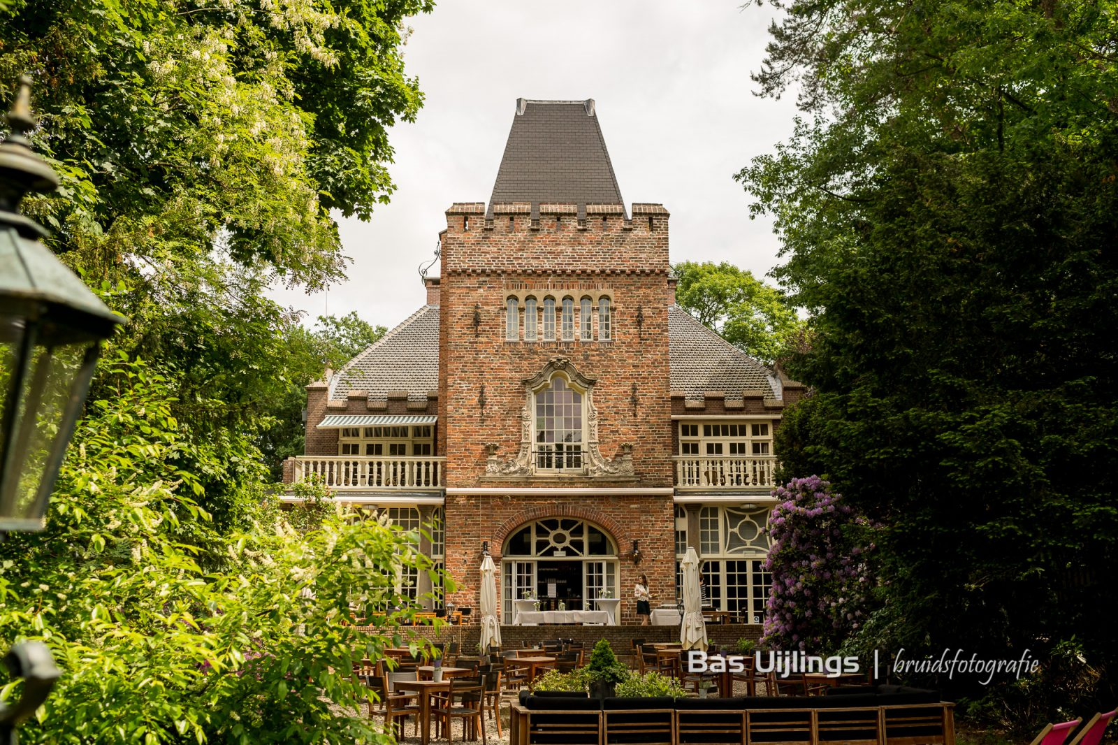 Trouwen in Kasteel Kerckebosch in Zeist