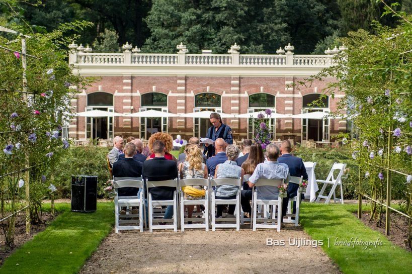 Trouwen bij Landgoed Groot Warnsborn in Arnhem