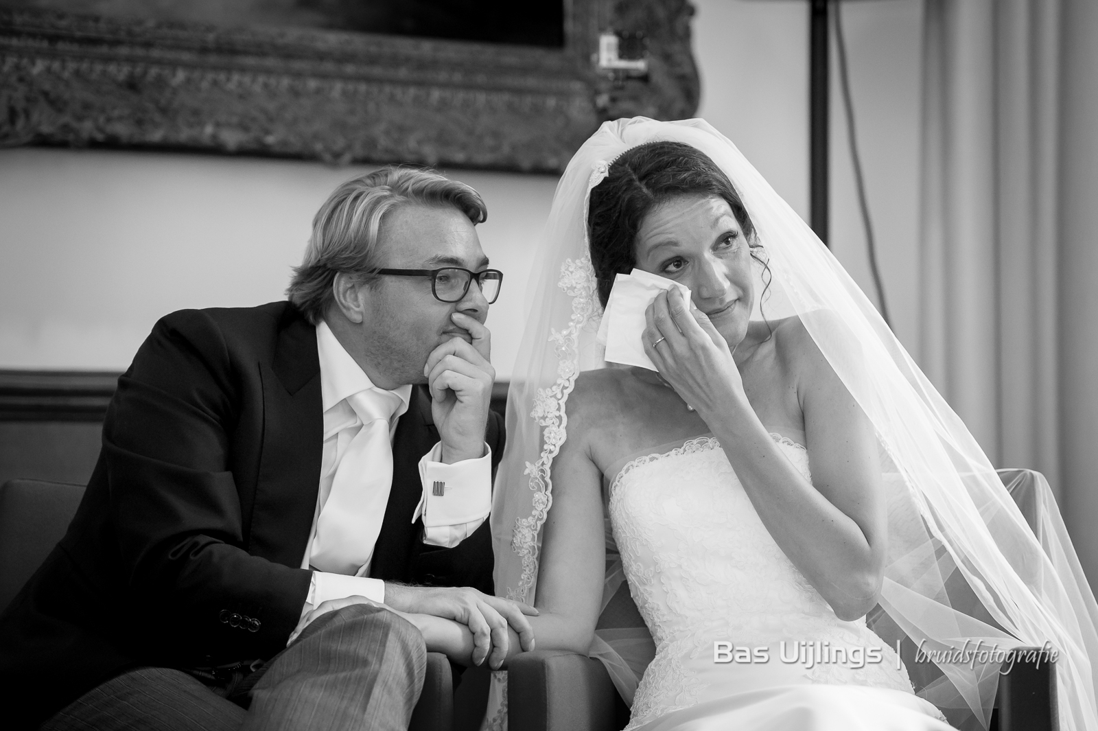 Trouwen In Zeist bruidspaar