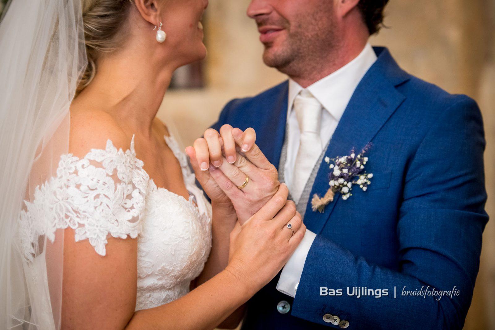 Sanne Heijen getrouwd