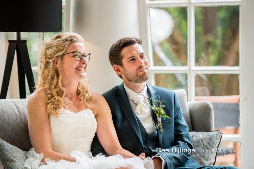 trouwceremonie Kasteel Kerckebosch Zeist