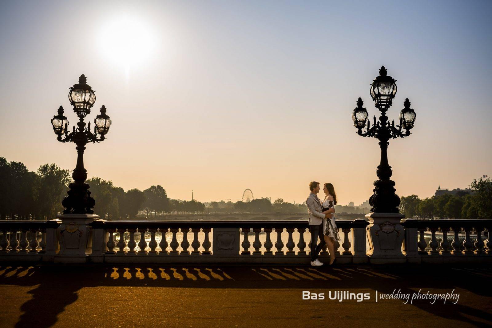 Loveshoot Parijs Pont Alexandre III