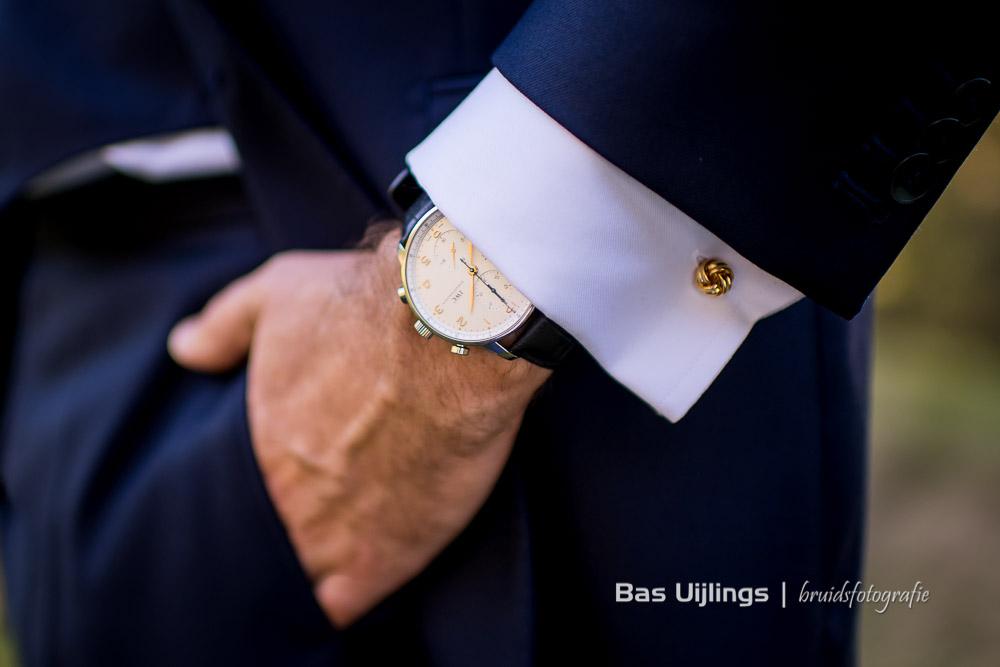 horloge bruidegom