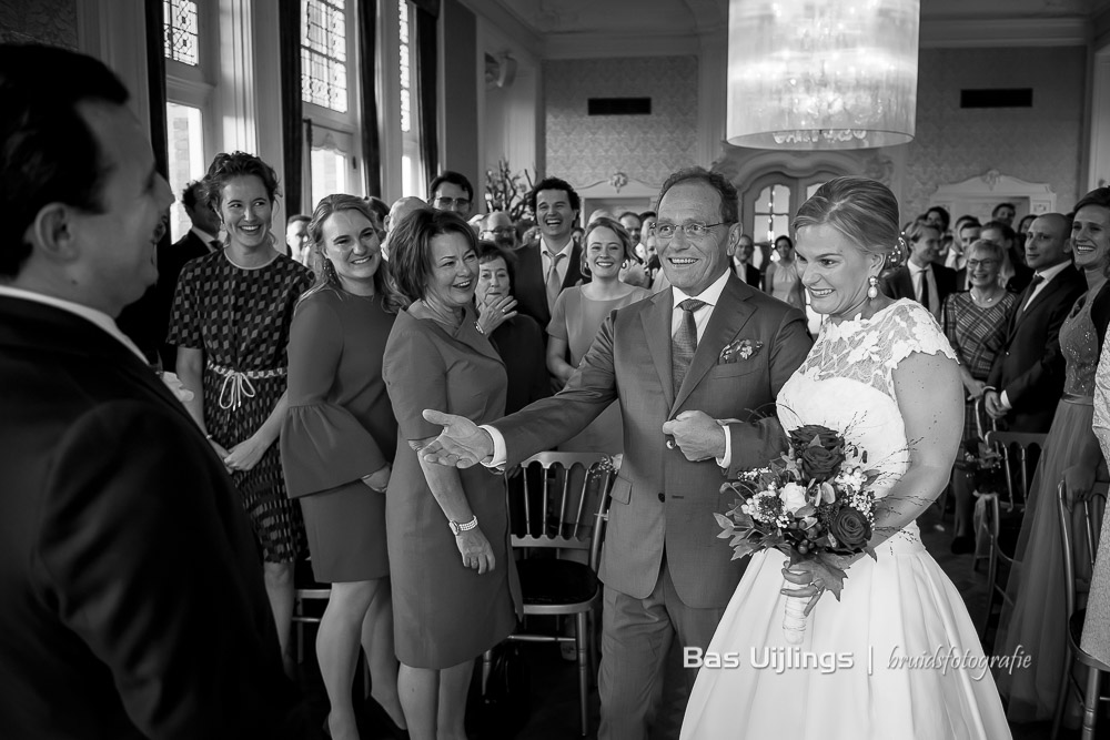 trouwceremonie Hooge Vuursche in Baarn