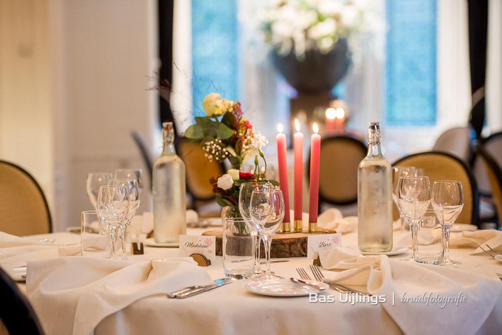 diner Bruiloft Hooge Vuursche in Baarn