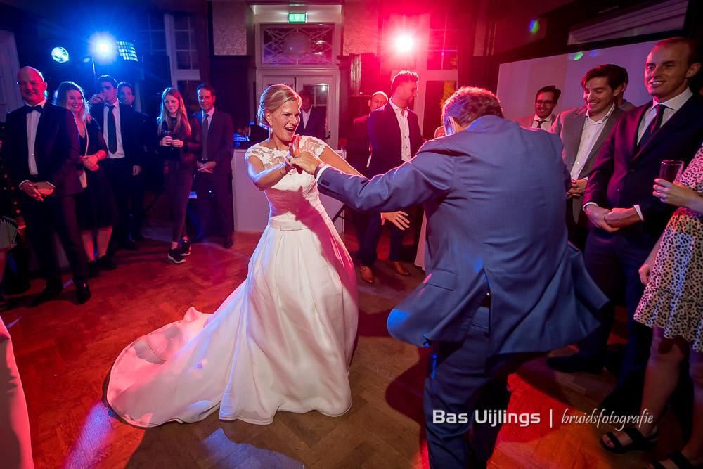 trouwfeest Hooge Vuursche in Baarn