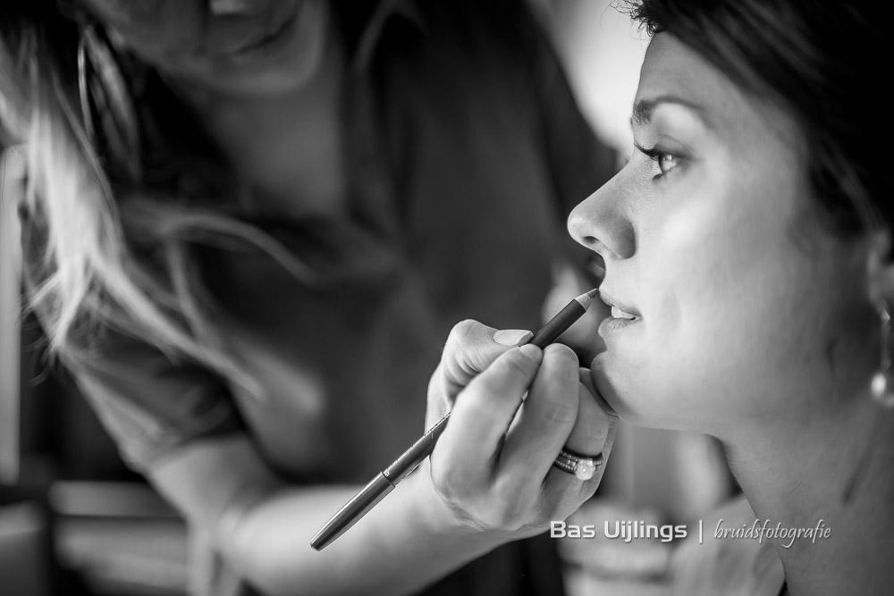 Make-up bruid Amsterdam