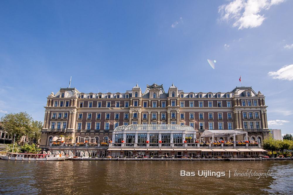 Amstel Hotel in Amsterdam