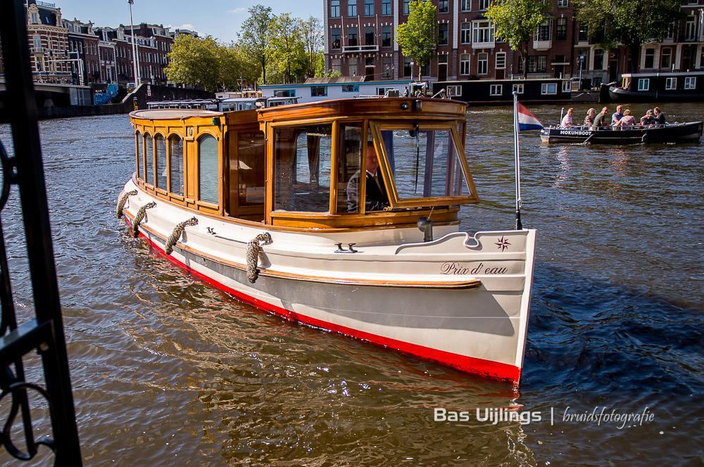 salonboot Amsterdam Amstel Hotel