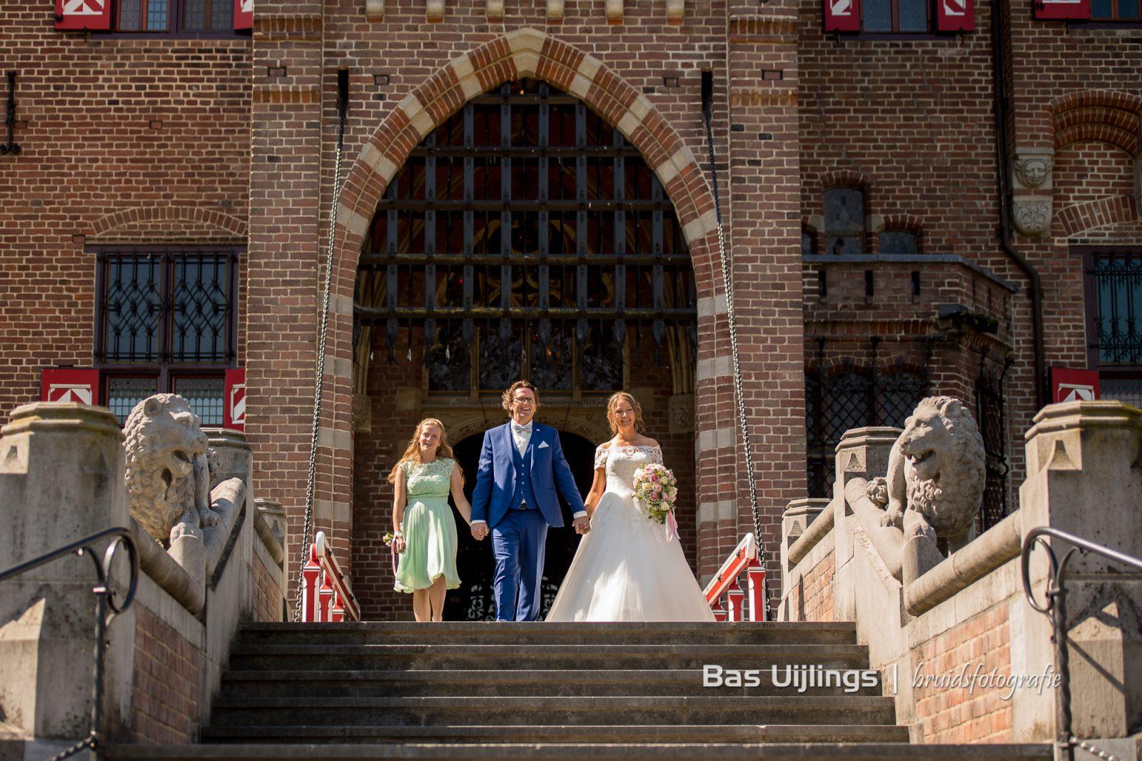 Trouwen Kasteel De Haar in Utrecht