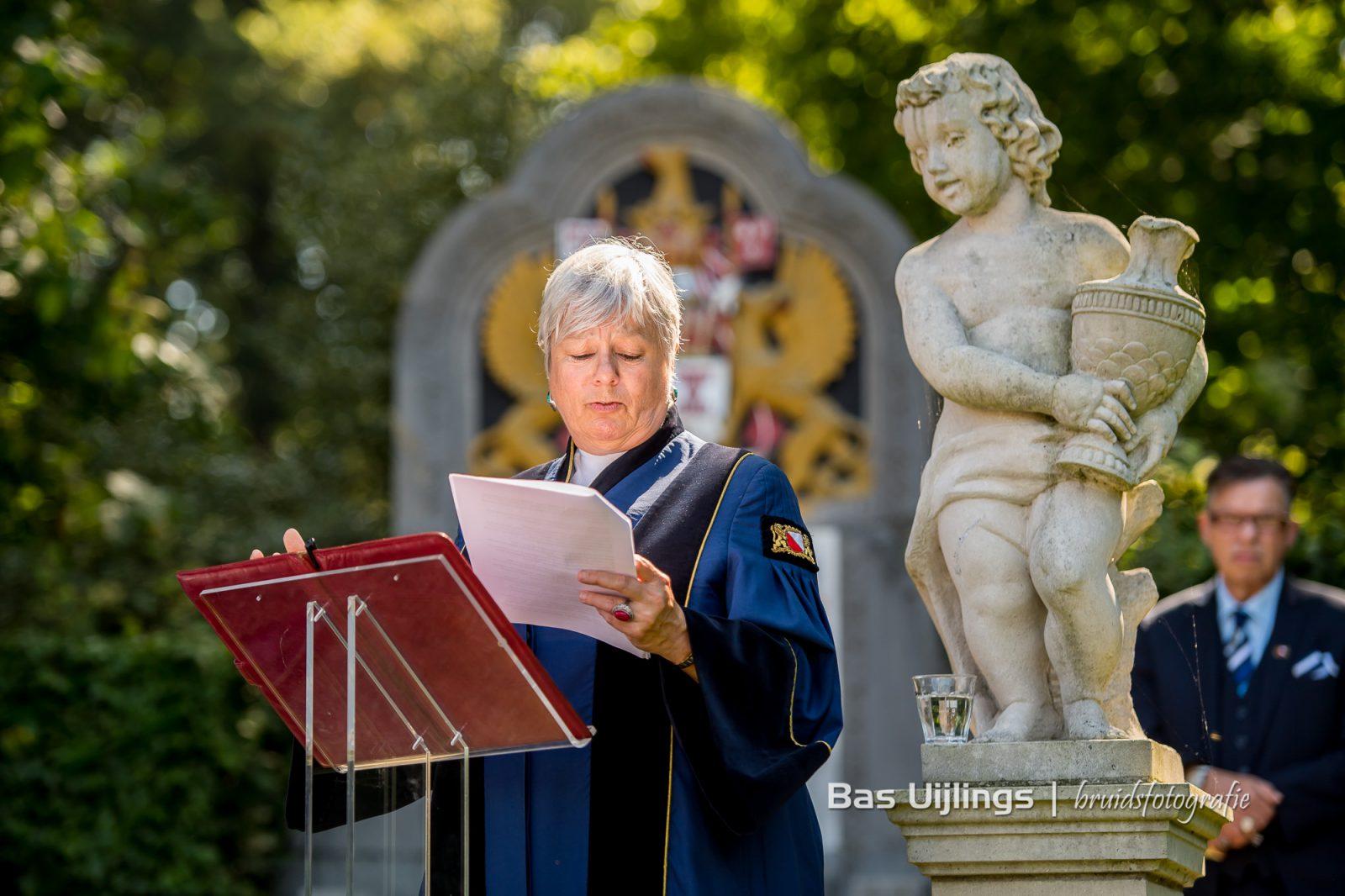 Trouwambtenaar Trouwen Kasteel De Haar in Utrecht