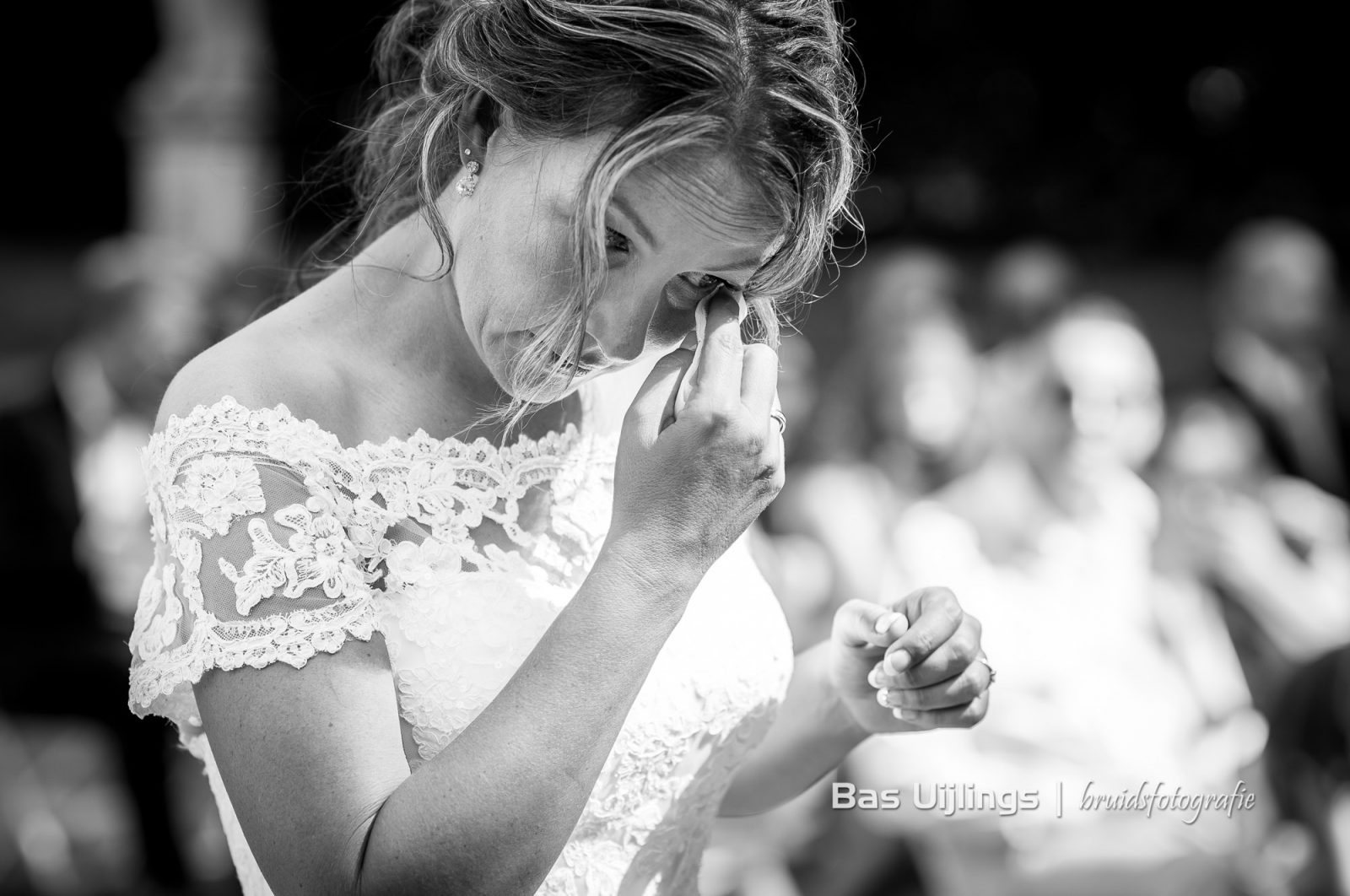 Emotionele bruid