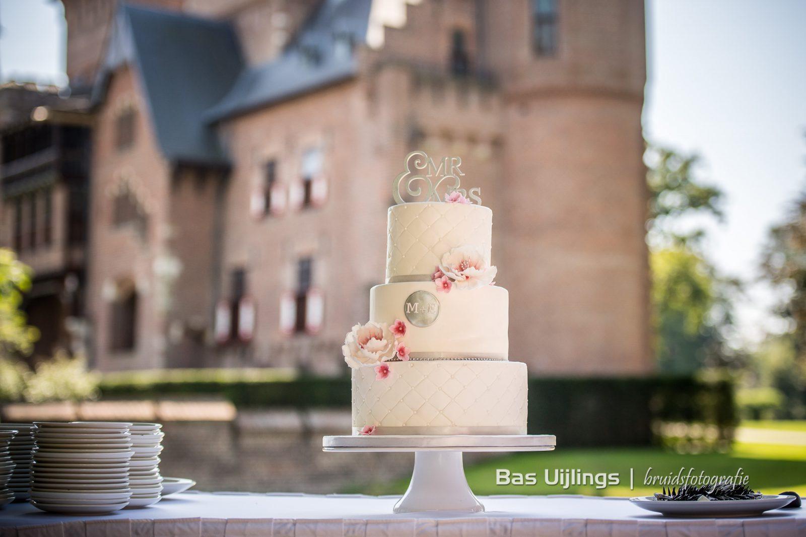 Bruidstaart Kasteel de Haar Utrecht