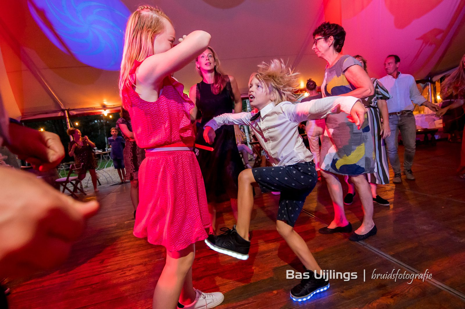 Dansen feel good tentevent Lage Vuursche