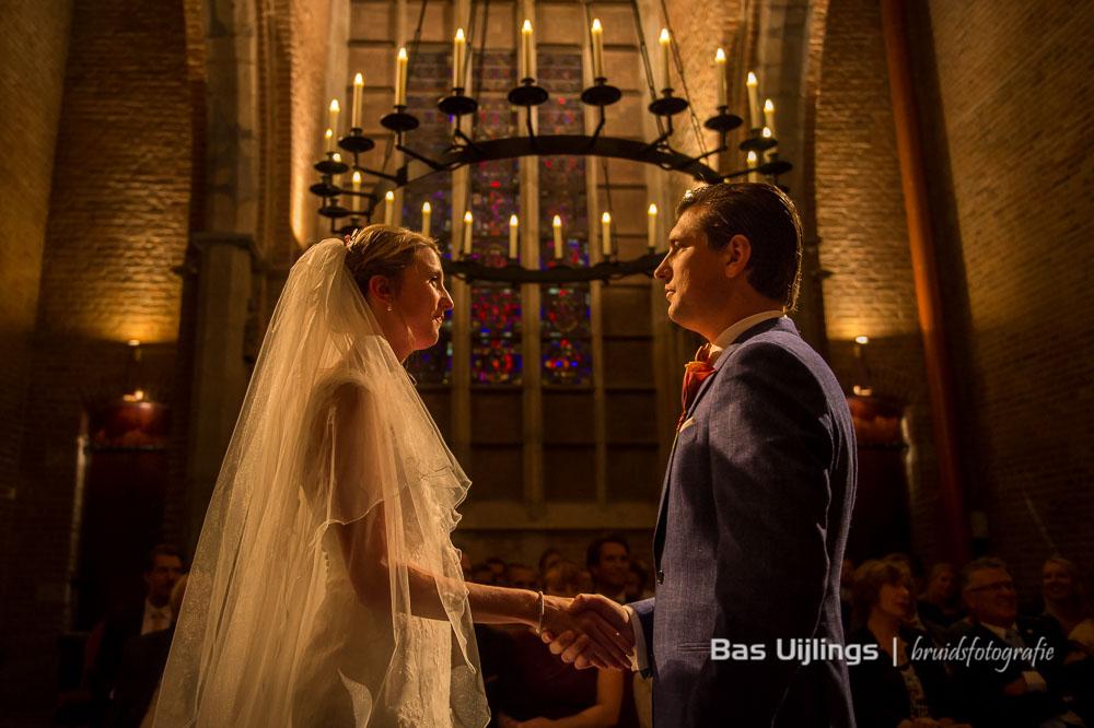 trouwen in de Dom in Utrecht