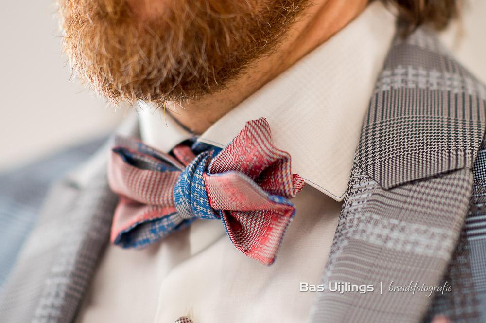 accessoire bruidegom strik