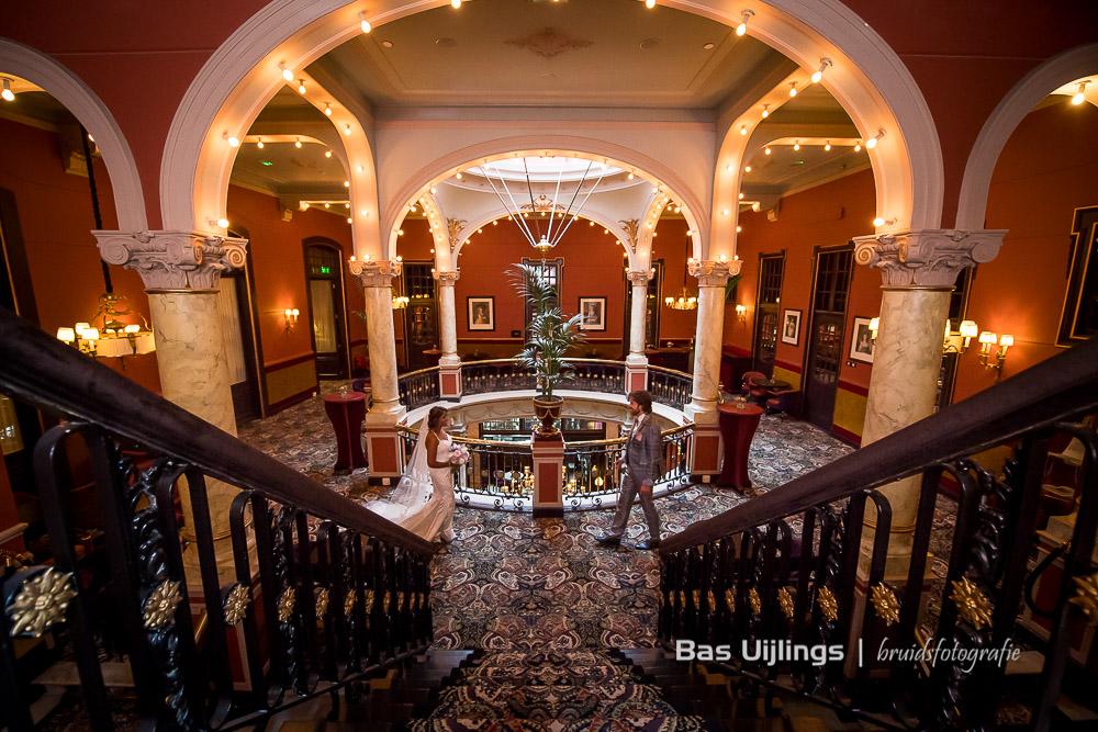 Trouwen hotel des Indes in Den Haag