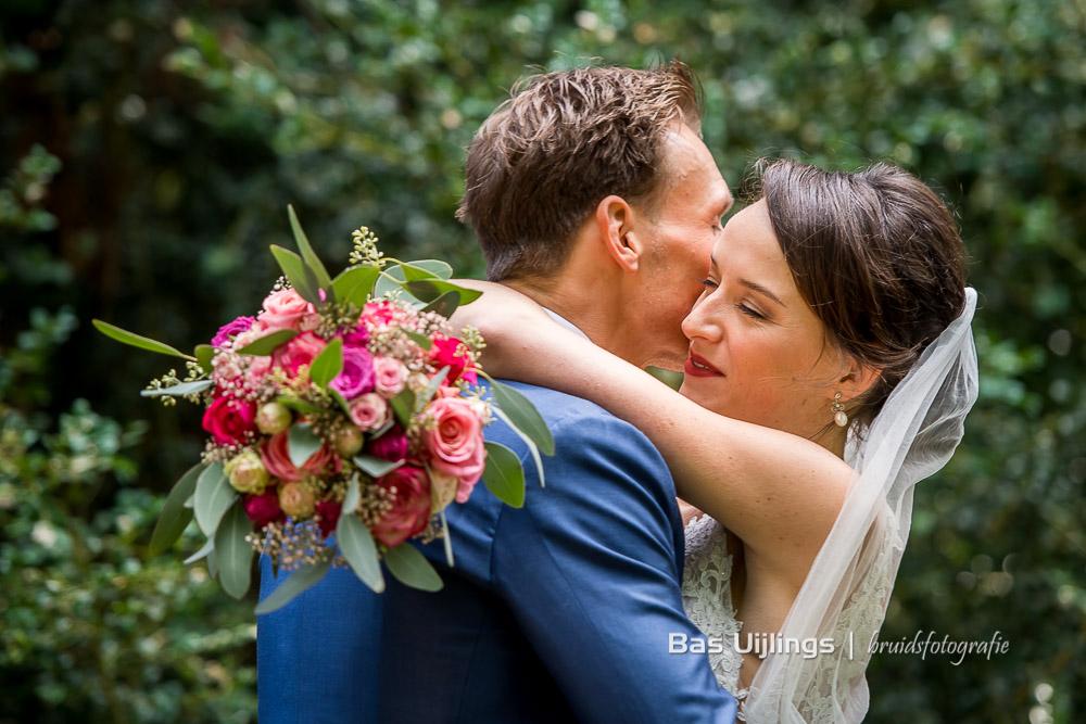 bruidsfoto Buitenplaats Amerongen