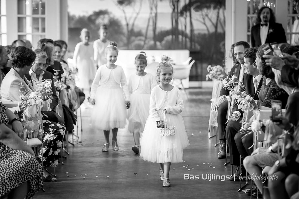 Bruidsmeisjes Kasteel van Buitenplaats Amerongen