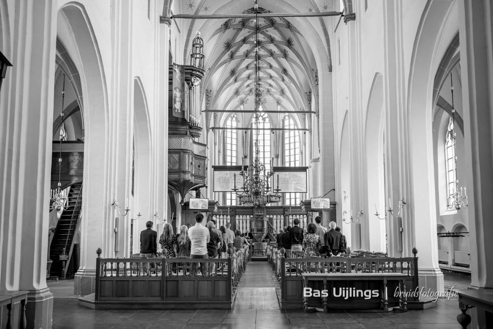 Trouwen in de kerk corona indeling