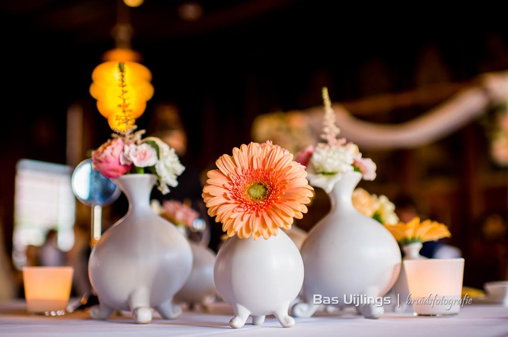 Bloemdecoratie bruiloft The Grand in Amsterdam trouwen in 2021 corona
