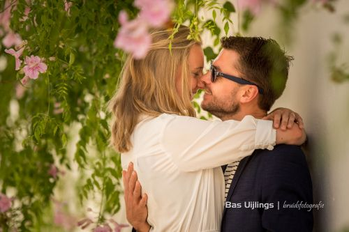Bas Uijlings pre weddingshoot Ibiza
