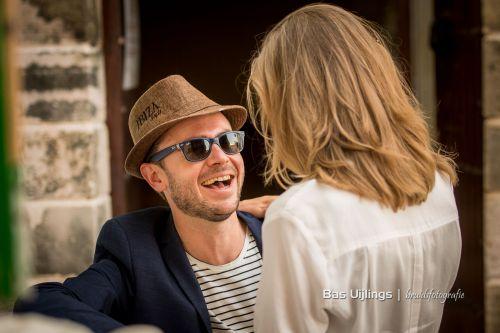 Bas Uijlings pre weddingshoot Ibiza