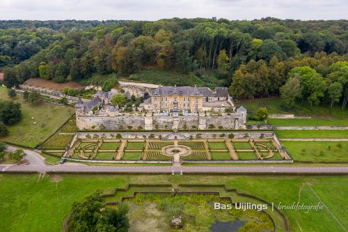 Trouwen Chateau Neercanne Limburg - Bas Uijlings bruidsfotografie