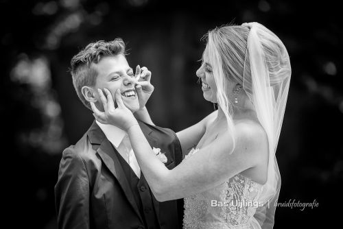 Trouwen Hotel Arena in Amsterdam - Bas Uijlings bruidsfotografie-033
