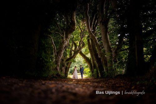 Trouwen bij het Kasteel van Buitenplaats Amerongen - Bas Uijlings bruidsfotografie-020