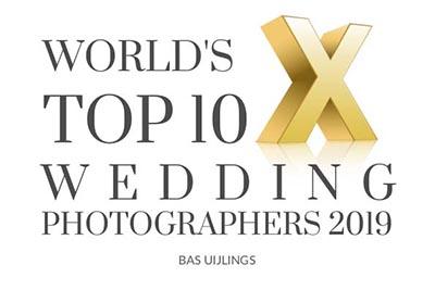 nummer 4 wereldwijd award winnende bruidsfotograaf